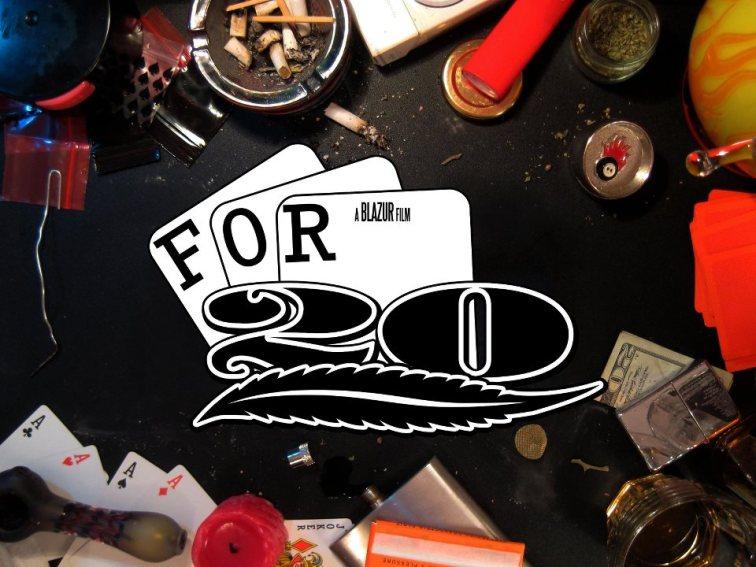 for 20 logo