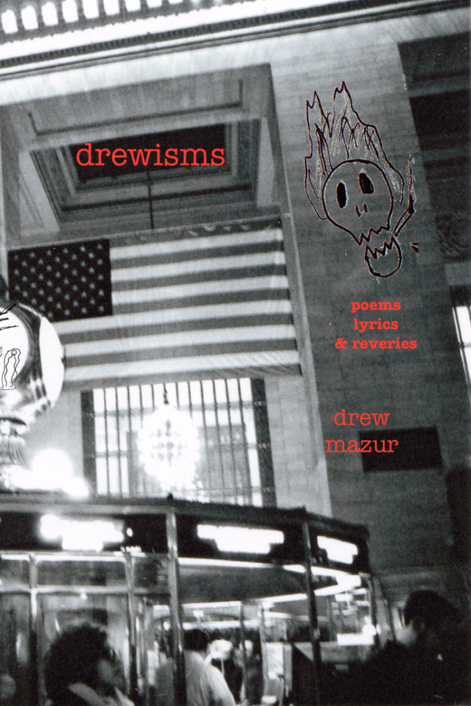 drewisms front cover